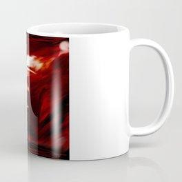 Flaming Alfa Gtv 916 Coffee Mug