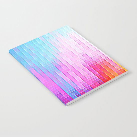 colorfuL Pixels Notebook