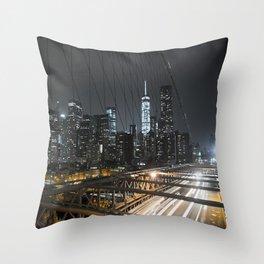 One World Tower - New York, USA Throw Pillow