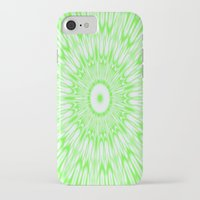 lime green iPhone & iPod Cases featuring Lime by SimplyChic