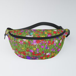 There Are Always Flowers... Fanny Pack