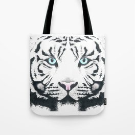 Blue Eyed Boy Tote Bag
