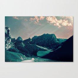 Mountain Call Canvas Print