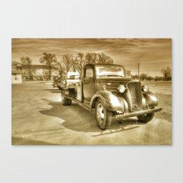 Chevitoned  Canvas Print