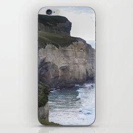 Tunnel Beach iPhone Skin