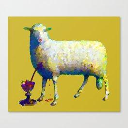 Lamb of God Canvas Print