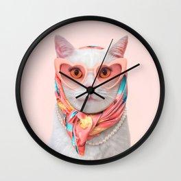 FASHION CAT Wall Clock