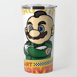 Kart Driver Travel Mug