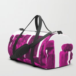 Stonehenge Magenta jGibney The MUSEUM Society6 Gifts Duffle Bag