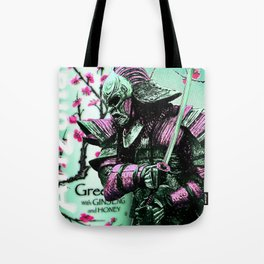 Arizona Samurai Aesthetics Tote Bag