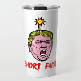 Short Fuse Travel Mug