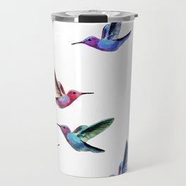 Birds Travel Mug