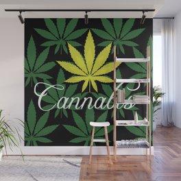 Cannabis Wall Mural