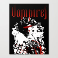Elizabeth Bathory Canvas Print