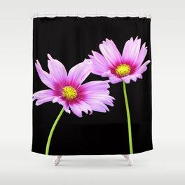 2 Cosmos Shower Curtain