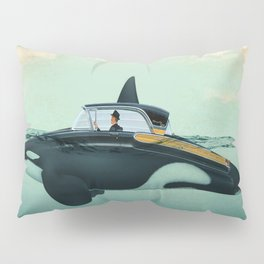 The Turnpike Cruiser of the sea Pillow Sham