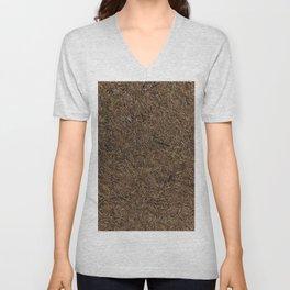 Needle Carpet One Unisex V-Neck
