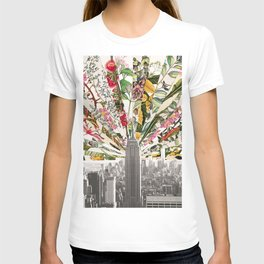 Vintage Blooming New York T-shirt