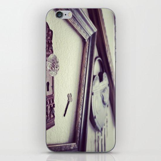 Frame It iPhone & iPod Skin