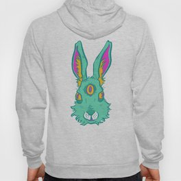 Three-eyed Hare Hoody