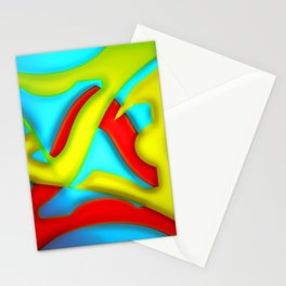 Trio in the light ... Stationery Cards