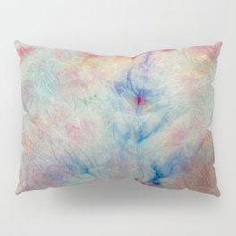Tye Dye Kaleidoscope Sunset Pillow Sham