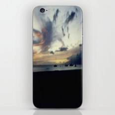 Ships In The Night iPhone & iPod Skin