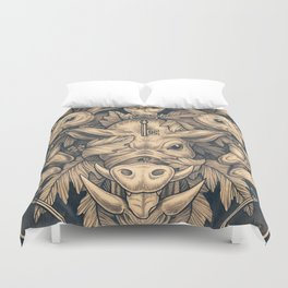 Good Luck Duvet Cover