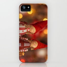 082 - Christmas iPhone Case