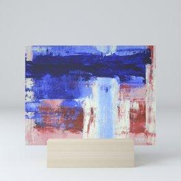 Stop at nothing Mini Art Print