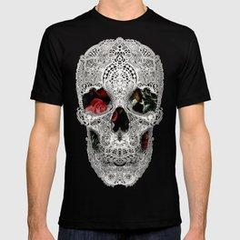 Lace Skull Light T-shirt