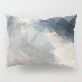 LOWPOLY GEOMETRIC SKY Pillow Sham