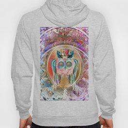 Madhatter Owl Hoody
