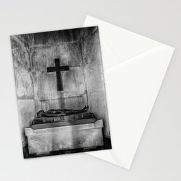 In Manus Tuas Stationery Cards