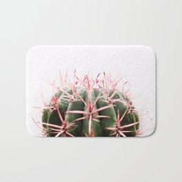 cactus red Bath Mat