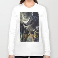 predator Long Sleeve T-shirts featuring Predator by Patricia Lull