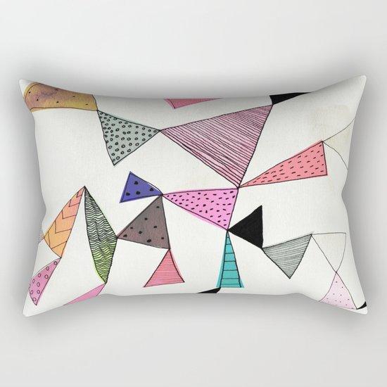 TD16 Rectangular Pillow