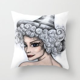 Strangeness And Charm Throw Pillow