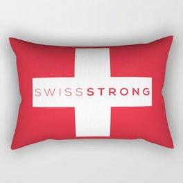 Swiss Strong Rectangular Pillow
