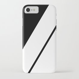Minimal Mountains iPhone Case