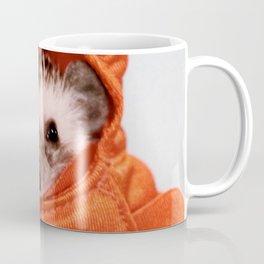 Incognito Hedgehog Coffee Mug