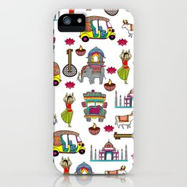 India iPhone Case