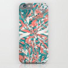 Pastel Explosion iPhone 6 Slim Case