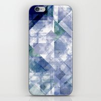 pixel iPhone & iPod Skins featuring Pixel. by Amelia Temple