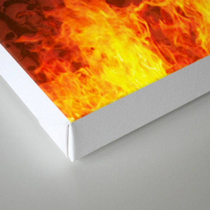 Very Hot! Canvas Print
