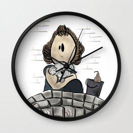 Buffalo Bill & Precious- Silence of the Lambs Design Wall Clock