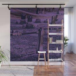Violet Wall Mural