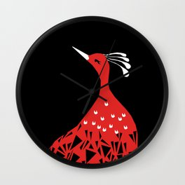 The Firebird - Stravinsky Wall Clock