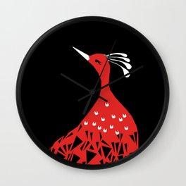 The Firebird - Stravinsky Wall Clock