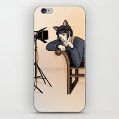 Studio Shoot (Neko Version) iPhone & iPod Skin